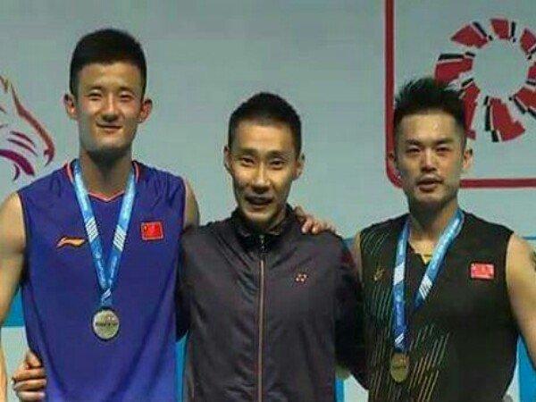 Lee Chong Wei Ragu Dengan Performa Chen Long di Olimpiade Tokyo