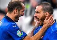 Leonardo Bonucci Ajak Giorgio Chiellini untuk Main Hingga Piala Dunia 2022