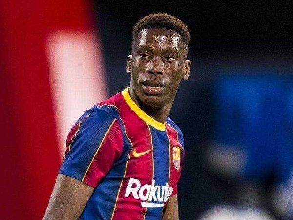 Manchester United ajukan tawaran 20 juta euro pada Barcelona untuk Ilaix Moriba
