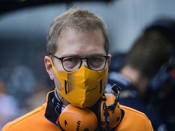 McLaren, Andreas Seidl