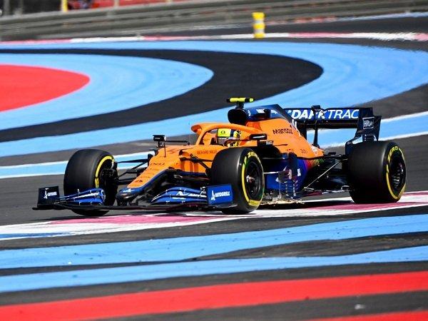 McLaren tetap realistis meski alami peningkatan performa cukup pesat.