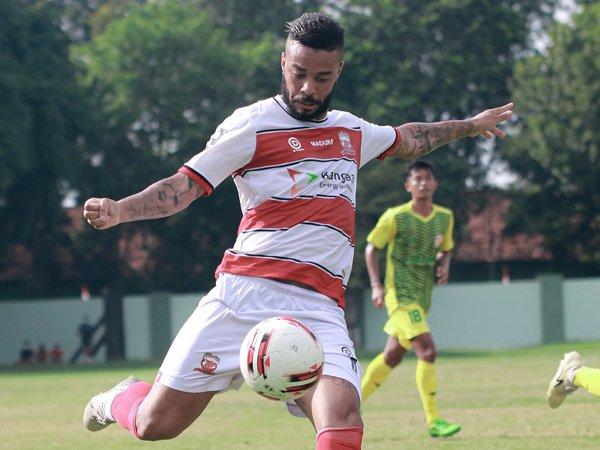 RD yakin Rafael Silva tampil tajam di Liga 1