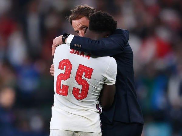 Southgate Mengutuk Keras Pelecehan Rasis yang Didapat Pemain Inggris