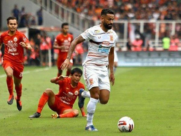 Penyerang Borneo FC, Fransisco Torres