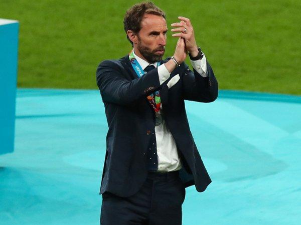 Pelatih timnas Inggris, Gareth Southgate.