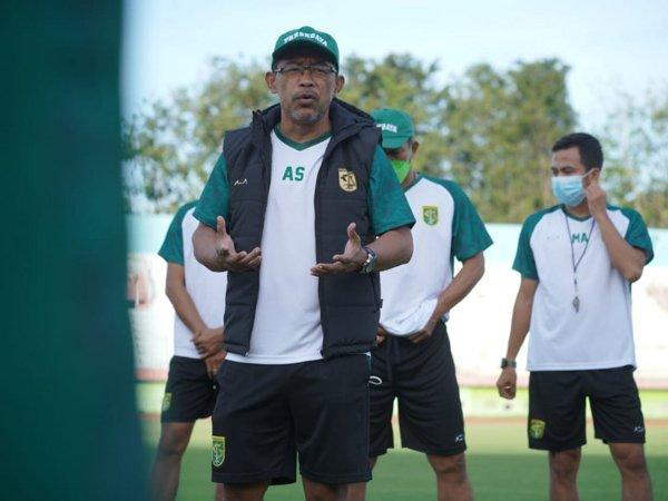 Pelatih Persebaya Surabaya, Aji Santos