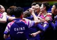 BWF Umumkan China Jadi Tuan Rumah Piala Sudirman 2023