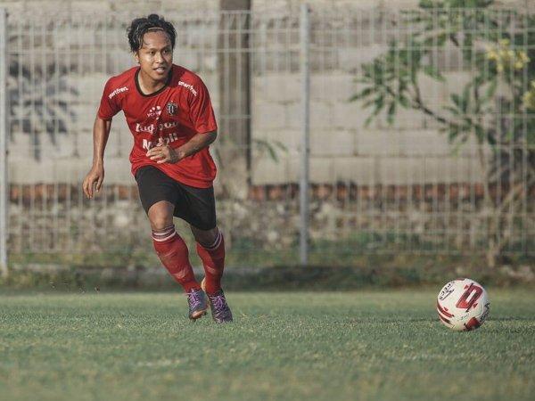 Winger Bali United, Fahmi Al Ayyubi
