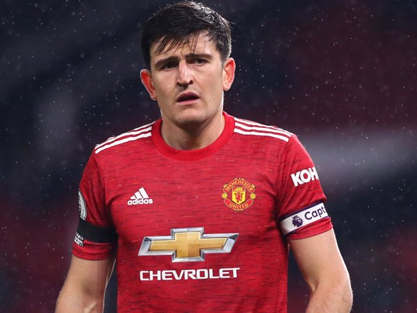 Bek Manchester United, Harry Maguire.