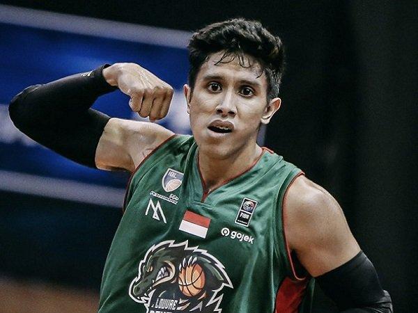 Pemain andalan Dewa United Surabaya, Kevin Moses Poetiray. (Images: IBL)