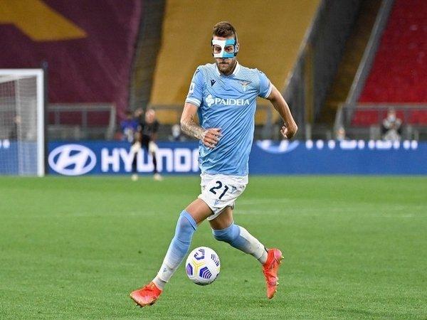 Lazio mematok harga tinggi bagi Sergej Milinkovic-Savic yang kebetulan saat ini tengah diincar oleh Liverpool / via EPA