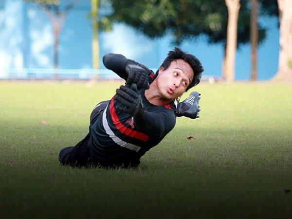 Kiper Madura United, M. Ridho