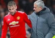 Jose Mourinho Sadari Dirinya Mungkin Terlalu Keras Kepada Luke Shaw di MU