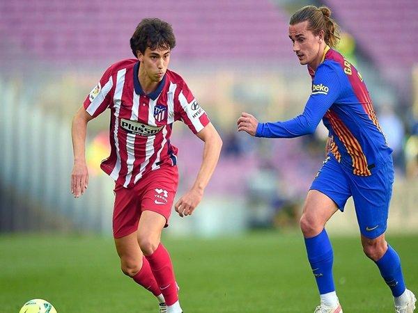 Barcelona ingin tukar Griezmann dan Felix