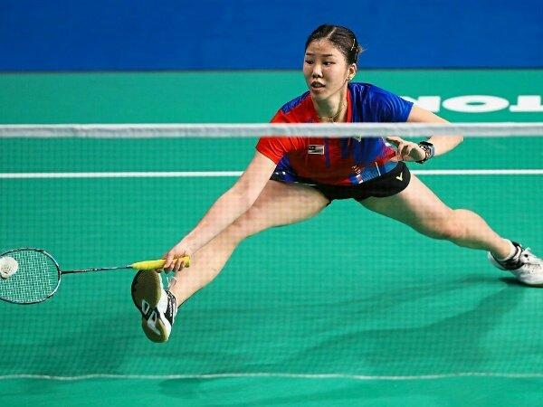 Soniia Cheah Tak Menyerah Meski Dapat Undian Sulit di Olimpiade Tokyo