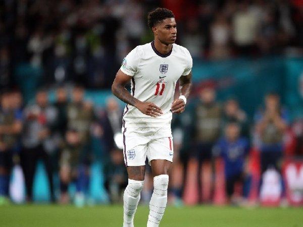 Marcus Rashford minta maaf pada fans Timnas Inggris atas kegagalannya saat final Euro
