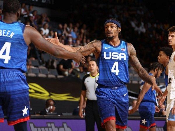 Amerika Serikat sukses bangkit dan menang ketika berjumpa Argentina.