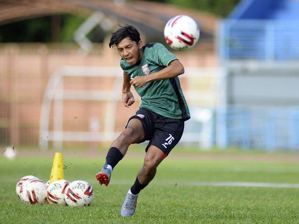 Latihan Borneo FC