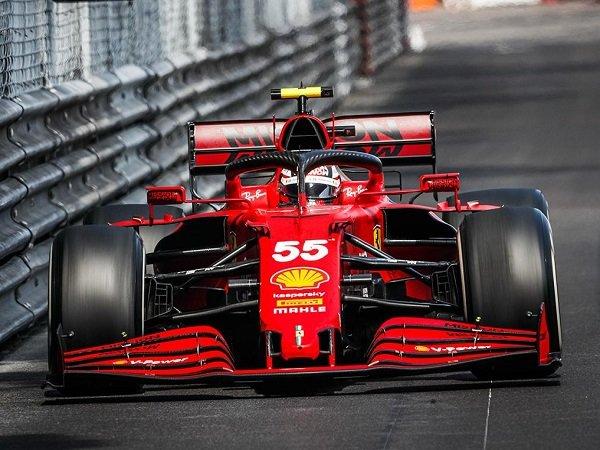 Carlos Sainz Jr antusias jalani sprint race di GP Inggris.