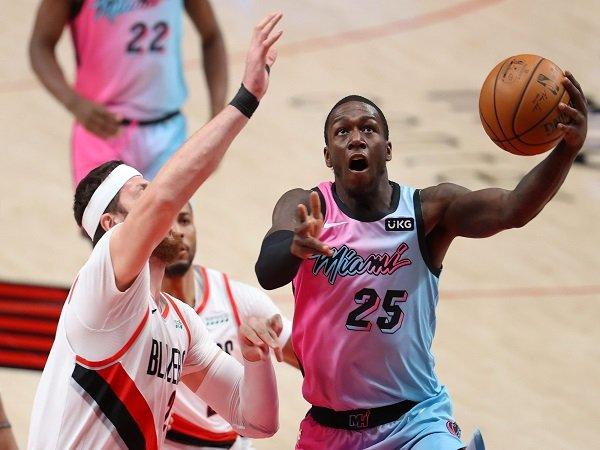 Duo guard Miami Heat jadi incaran baru New York Knicks.
