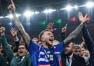 Federico Bernardeschi Menikah Usai Juarai Piala Eropa 2020