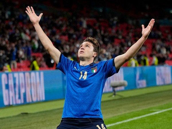 Juventus menolak lepas Federico Chiesa ke Chelsea.