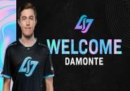 LCS: Counter Logic Gaming Resmi Gaet Damonte Sebagai Mid laner Baru