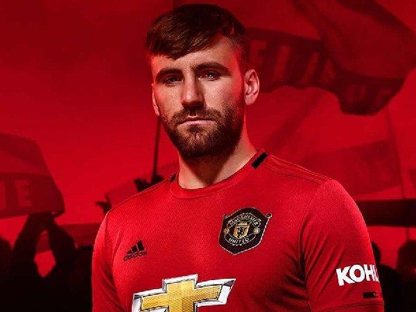 Manchester United akan tawarkan kontrak baru pada Luke Shaw