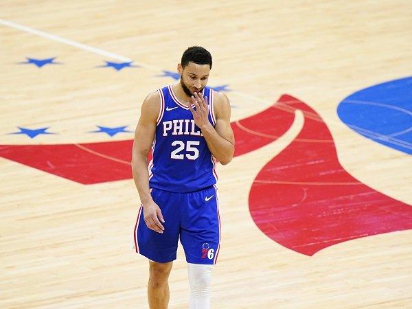 Philadelphia 76ers tak tutup peluang untuk lepas Ben Simmons ke tim lain.