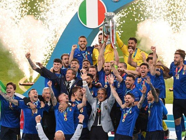 Timnas Italia.