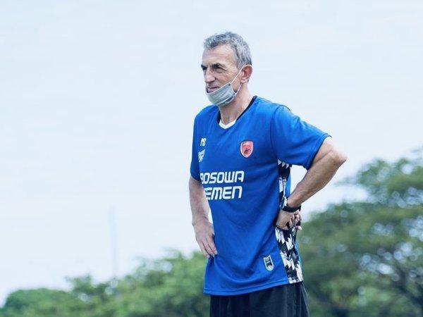 Pelatih PSM Makassar, Milomir Seslija