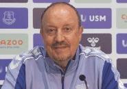 Pernah Sebut Everton Klub Kecil, Rafa Benitez: Itu Masa Lalu