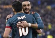 Cari Pengganti Calhanoglu, AC Milan Bidik Ziyech dan Tadic