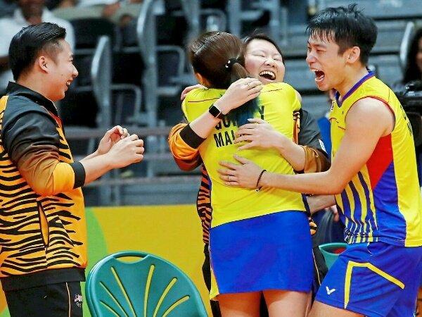 Tim Bulu Tangkis Malaysia Pede Lanjutkan Tradisi Medali Olimpiad