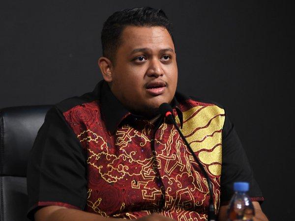 Presiden klub Borneo FC, Nabil Husein Said Amin