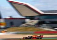 Hasil F1 FP2 GP Inggris: Catat Waktu Tercepat, Verstappen Asapi Duo Ferrari