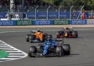Duo Alpine Sukses Tampil Memukau di Sprint Race GP Inggris