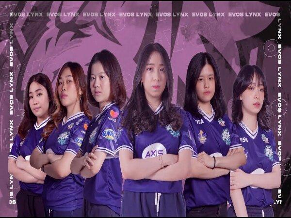 WSL Season 3: Lalui Drama 42 Menit, EVOS Lynx Kalahkan Morph Akasha