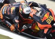 Meski Belum Naik Podium Lagi, Brad Binder Tetap Dipercaya KTM