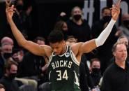 Antetokounmpo Tak Menyangka Disaksikan Langsung oleh James di Final NBA