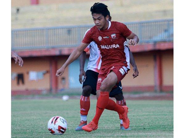 Pemain muda Madura United, Samuel Christianson Simanjuntak