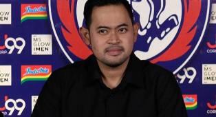 Gilang Widya Ingatkan Skuat Arema FC Bahwa Setiap Laga Adalah Final