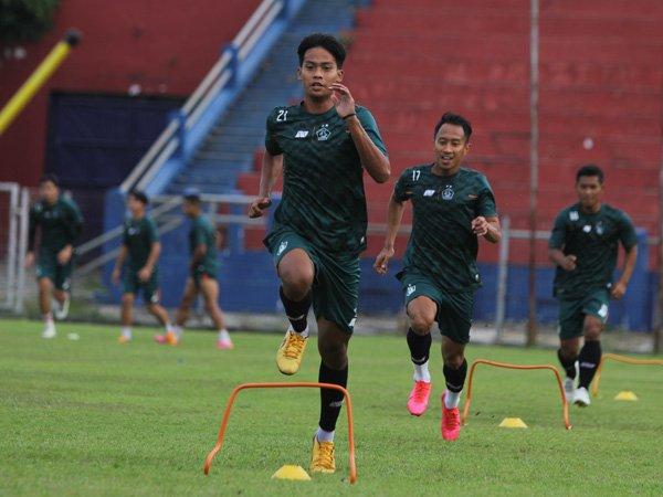 Joko Susilo siapkpan M Jordan Zamorano untuk timnas Indonesia U-23