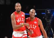Kevin Durant Terkesan Dengan Mentalitas Solid Dari Kobe Bryant