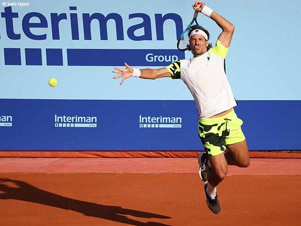 Lawan Cedera, Feliciano Lopez bertahan di Swiss Open 2021