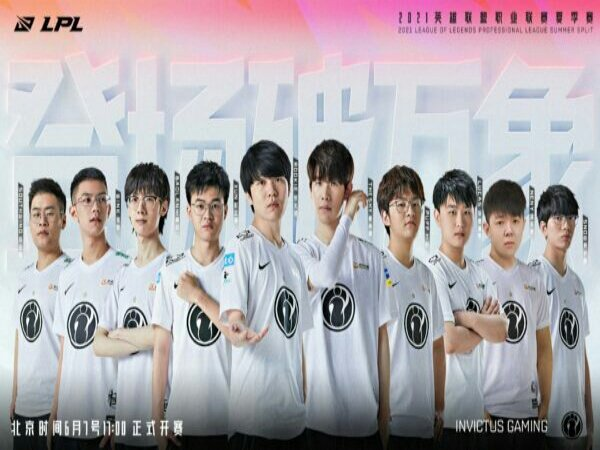 LPL Summer 2021: Invictus Gaming Pelihara Asa ke Playoff usai Tekuk V5