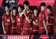 Team WE Petik Kemenangan Ketiga Beruntun di LPL Summer Split 2021