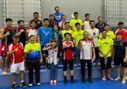 Tinggalkan Kumamoto, Tim Bulutangkis Indonesia Tatap Tokyo