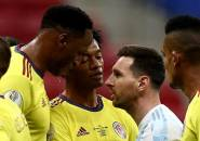 Yerry Mina Lupakan Insiden dengan Messi di Copa America