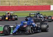 Alpine Mampu Tunjukkan Kecepatan Terbaiknya di GP Inggris